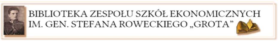 Biblioteka Zespołu Szkół Ekonomicznych w Opolu
